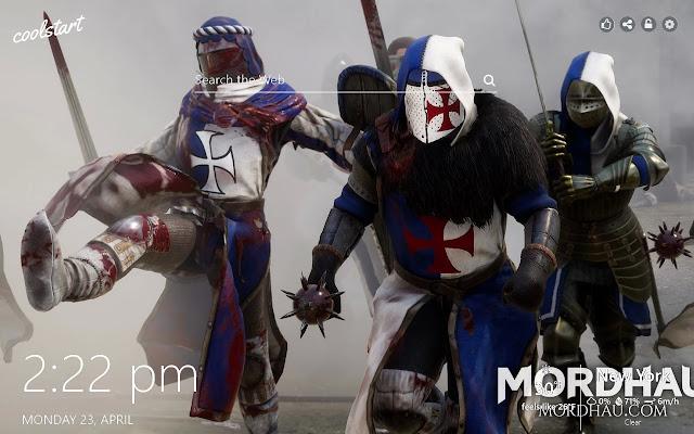 Mordhau HD Wallpapers Games New Tab Theme