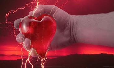 Photo: Corazón rojo