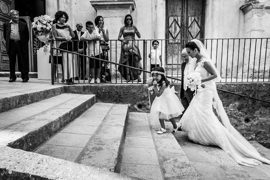Wedding photographer Antonio Bonifacio (MommStudio). Photo of 03.08.2019