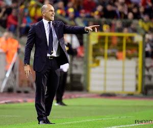 Roberto Martinez a un emploi complémentaire à l'UEFA