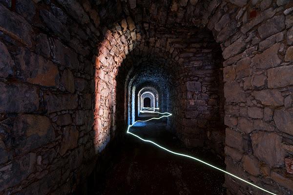 Presenze nel forte abbandonato di LucaMonego