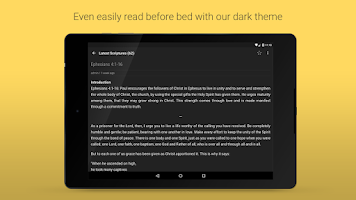 Screenshot of Daily Scriptures
