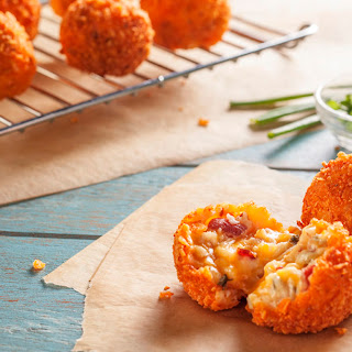 VELVEETA Potato Bites.