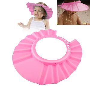 Protectie apa cap bebe baie - aparatoare pentru spalat pe cap