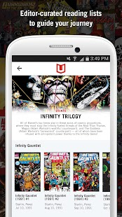 Marvel Unlimited - náhled