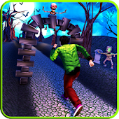 Haunted Forest Escape Run 3D
