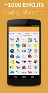 Emoji Stickers screenshot 0