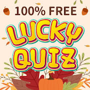 Lucky Quiz -Free gift & cash, 2020 fun trivia game