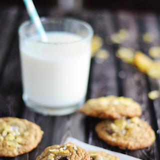 Potato Chip Chocolate Chunk Cookies