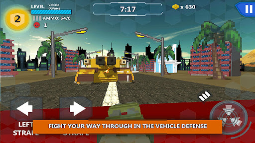 Cube Wars Battle Survival apkdebit screenshots 23