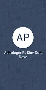 Tải Astrologer Pt Shiv Dutt Dave APK