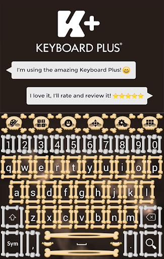Halloween Keyboard Plus Theme