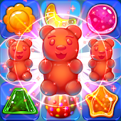 Candy Bears Rush