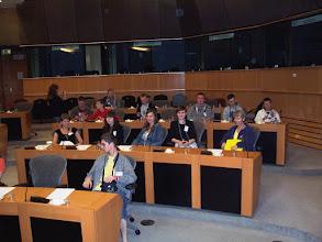 Photo: W Parlamencie Europejskim