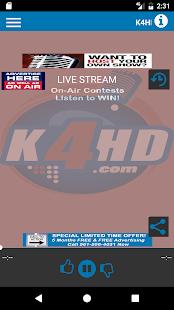 K4HD Radio - náhled