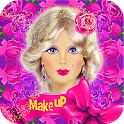 Princess Model Makeup & Dress icon