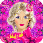 Princess Model Makeup & Dress icon