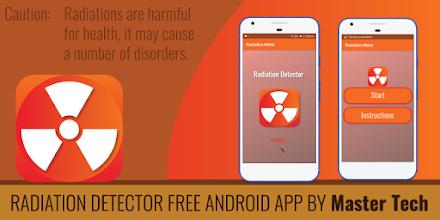 Radiation Detector, EMF Meter, Gauss Meter screenshot thumbnail