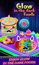 Glowing Unicorn Desserts! Rainbow Pancakes & Pie 1 0 2 latest apk