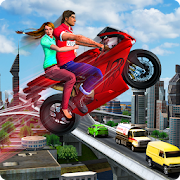 Game Tricky bike new crazy stunt dead mission APK for Kindle