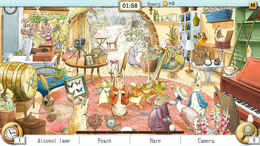 Peter Rabbit -Hidden World- 3.0.8 screenshots 5