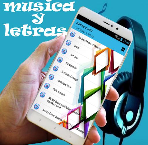 Jumanji - Adexe & Nau canciones musica y letras  screenshots 2