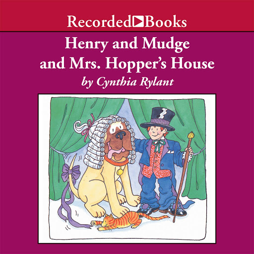 Henry And Mudge And Mrs Hoppers House By Cynthia Rylant