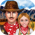 Cowgirl's Rodeo - Family Farm icon