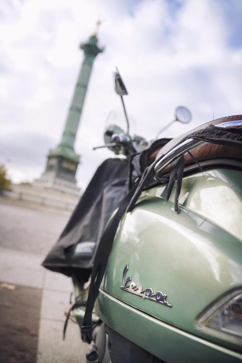 Un italiano a Parigi di adiemus