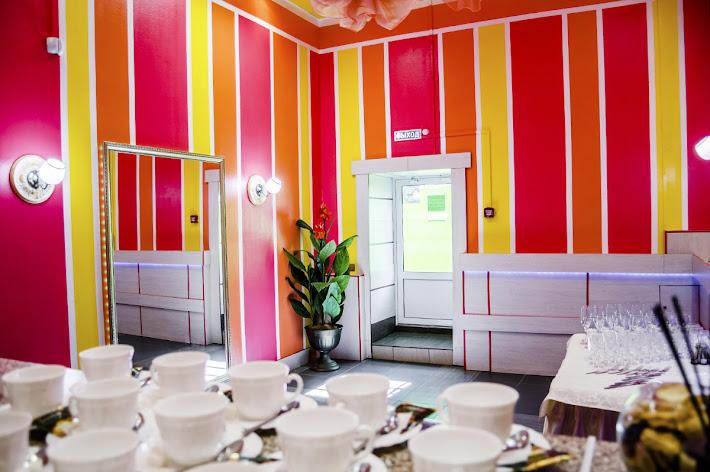 Фото №2 зала Оранжевый зал