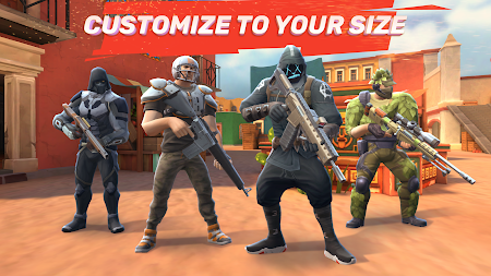 Guns of Boom - Online PvP Action APK screenshot thumbnail 6