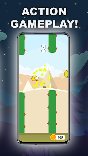 Fly or Die - A Funny Flapping Game android2mod screenshots 4