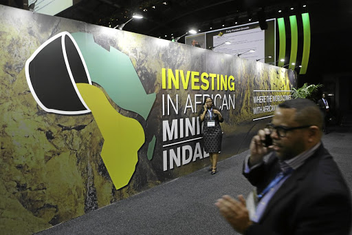 The Investing in African Mining Indaba starts in Cape Town tomorrow and the positive business mood in South Africa is expected to increase attendance. Picture: RUVAN BOSHOFF