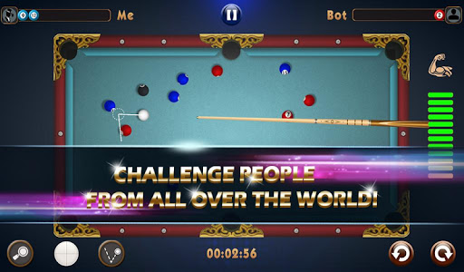 Pool Billiards Online-CUE CLUB