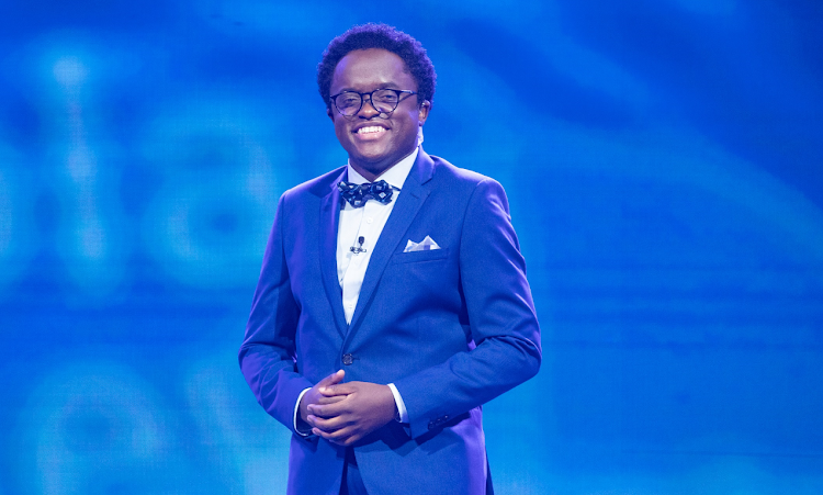 Comedian Tyson Ngubeni has bagged his first TV gig.