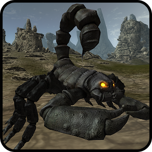 Huge Scorpion Simulator 3D for PC and MAC