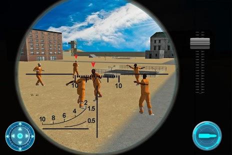 Sniper Pro Prison Escape screenshot