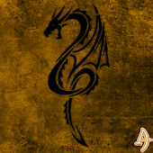 Kit Kat Dragon Gold Theme