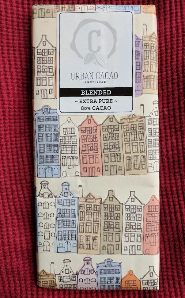 80% urban cacao blend bar