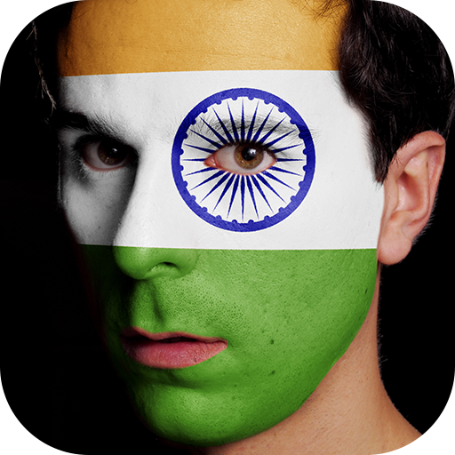 FlagFace - Independence Day (India)