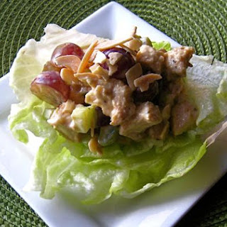 Almond-Grape Chicken Salad