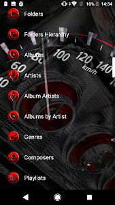 Poweramp Skin v3 Speed! 1 1 (Paid) APK for Android