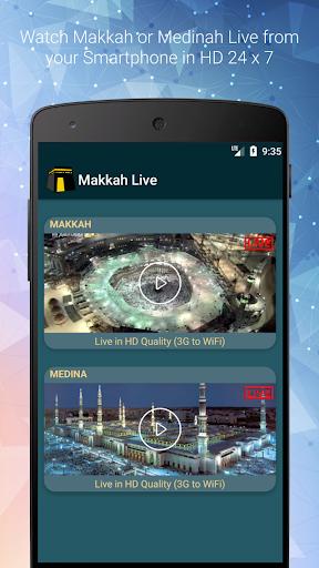 PC u7528 Watch Makkah & Madinah Live 24/7 - Kaaba TV PRO 1