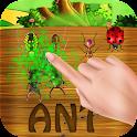 Ant Smasher 2d icon