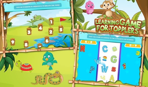 Learning Game For Toddlers v1.0.0