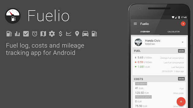 Fuelio: Costi Del Carburante APK screenshot thumbnail 11