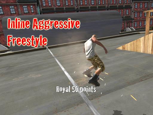 Aggressive Inline Skating 1.1 screenshots 9