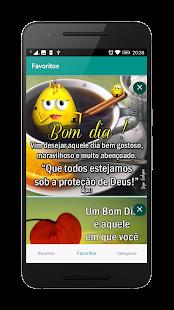 Bom dia WhatsApp - náhled