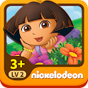 Learn with Dora - Level 2 icon