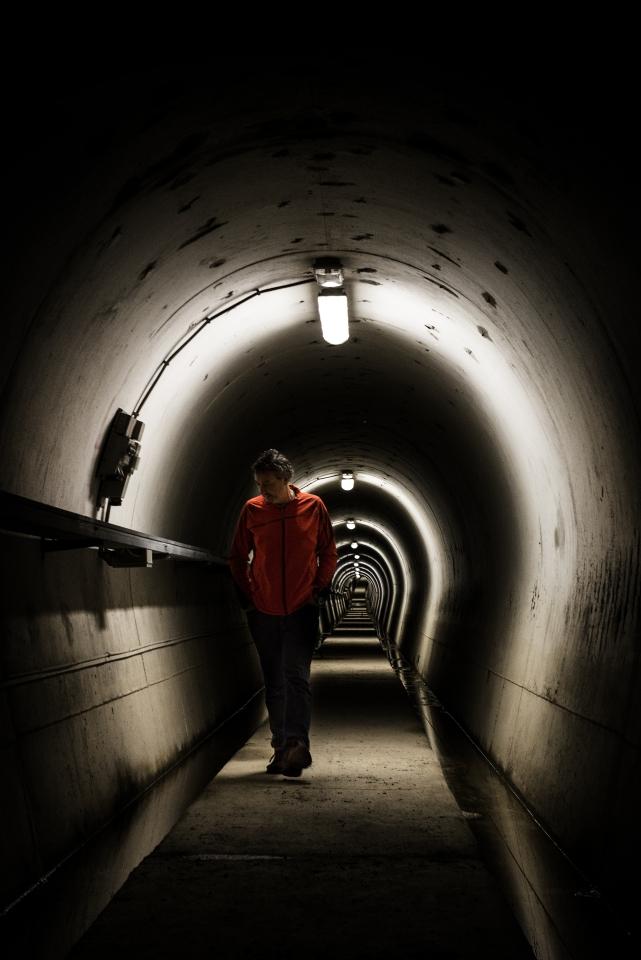 Tunnel di Marco Lorini